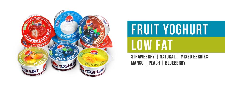 Malaysian Yoghurt Company | Sunglo yoghurt products for